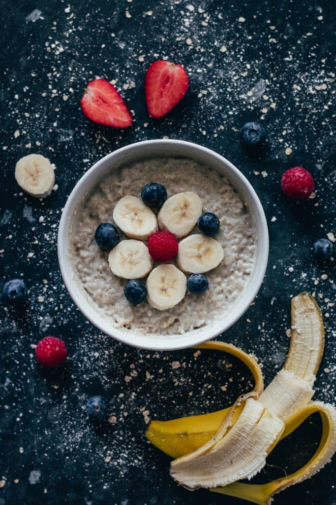 foods to eat after wisdom teeth removal, oatmeal